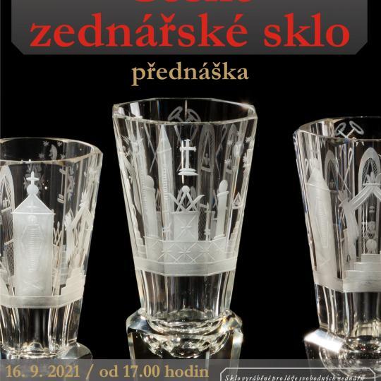 České zednářské sklo 1